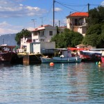 fishing village Trikeri