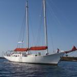 Encounter at anchor